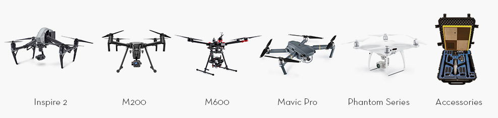 drone options